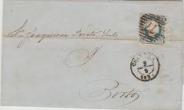 Letter - Coimbra 77 - 1857 - 1855-1858 : D.Pedro V