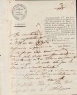 E853 SPAIN ESPAÑA 1871. INDEPENDENCE WAR OD CUBA. MEDAL OF MIILITAR MERIT DOC - Stamps