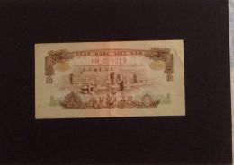 Vietnam Viet Nam 10 Xu EF Banknotes 1966 (using In 1975) - Pick#37 - Vietnam
