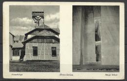 "Ukraine, Szolotino, Aknaszlatina(Hungarian), Salt Mine-""Ferencbánya"", Inside-outside View, 1939(?). - Ucraina"