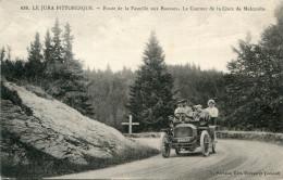 AUTOMOBILE(CROIX DE MALCOMBE) FAUCILLE_ROUSSES - Voitures De Tourisme