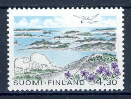 ##Finland 1997. National Parks. Michel 1383. MNH(**) - Finland