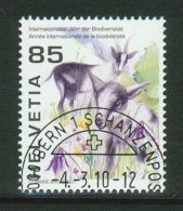 Suisse /Schweiz/Switzerland // 2010// Chèvre Paon No.1342 - Suisse