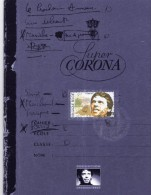"""Belgique 1988.Souvenir Spécial""""fondation Internationale  Jacques Brel"""" - Belgique"""