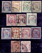 Ungheria-00054 -1915: Valori Della Serie Y&T N. 142/158 (o) Used -Privo Di Difetti Occulti - Used Stamps