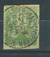 """VEND BEAU TIMBRE DE FRANCE N°102 , CACHET """"ANGERVILLE L'ORCHER"""" !!!! - 1898-1900 Sage (Type III)"""