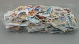 1000 Timbres Différents Du MONDE - Lots & Kiloware (mixtures) - Min. 1000 Stamps