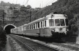PHOTO 202 - Photo 14 X 9 -  Train - SAINT SULPICE LAURIERE - Photo Guy LAFORGERIE - Trains
