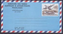 TAAF 1993 Aerogramme Unused (31396) - Postwaardestukken
