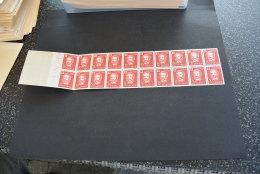 M972- Booklet  Sweden -1959- Sc .B48a- Henri Dunant- Red Cross - Cuadernillos/libretas
