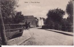 BOIRS -- Pont Du Geer En 1912 + Petite Animation - Bassenge