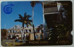 ANTIGUA & BARBUDA - GPT - $20 - 1CATC - 1st Issue - MINT - Antigua And Barbuda