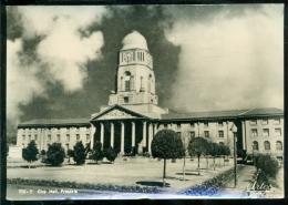 South Africa Postcard City Hall Pretoria Unused - South Africa