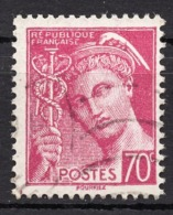 FRANCE 1938 -  Y.T. N° 416 - OBLITERE - FF309 - Frankreich
