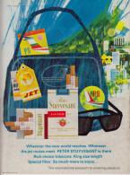 PR05/1 1960´s Retro British Colour Print Advert Stuyvesant Cigarettes - Andere