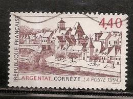 FRANCE N° 2894 OBLITERE - Oblitérés