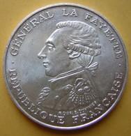 1987 100 Francs En Argent Lafayette, Jolie Monnaie ! - France