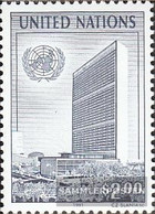 UN - New York 614 (complete Issue) Unmounted Mint / Never Hinged 1991 UN-Building - New York – UN Headquarters