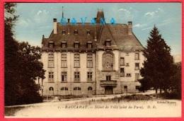 54 BACCARAT - Hotel De Ville (coté Du Parc) - Baccarat