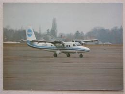 Avion Aeroplane Twin Otter 300, Swedair - 1946-....: Era Moderna