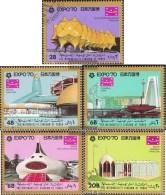 Yemen (UK) A977-E977 (complete Issue) Fine Used / Cancelled 1970 World's Fair World Exhibition '70 - Yemen
