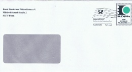 D+ Deutschland 2016 Mi Xx BDPh Brief(ausschnitt) - Briefe U. Dokumente