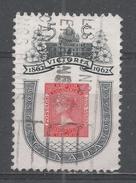 Canada 1962, Scott #399 British Columbia Legislative Building And Stamp Of 1860 (U) - 1952-.... Règne D'Elizabeth II