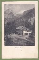 CPA Vue Rare - SUISSE - HOTEL DU LAC TANAY -  Carte Voyagée En 1911 - VS Valais