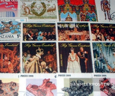Africa 150 Different Special Stamps - Stamps