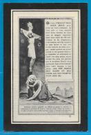 Souvenir Pieux De Claudine J. A. Baronne De Waha-Baillonville - Jeneret - 1831 - 1912 - Devotion Images
