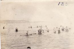 Photo 1917 NICE - La Plage De La Californie (A153, Ww1, Wk 1) - Nice