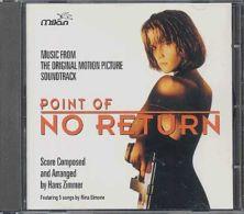 POINT OF NO RETURN Hans Zimmer - Musique De Films