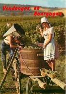 Vignes - Vendanges En Bourgogne - Collection Bourguignonne Et Maconnaise - Vendanges - Vendanges - Raisins - Vin - Voir - Vines