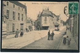 EPINAL - Rue François De Neufchâteau Et De La Faïencerie - Epinal