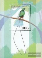 Benin Block21 (complete Issue) Unmounted Mint / Never Hinged 1996 Birds - Benin (1892-1894)