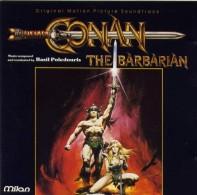 Conan Le Barbare Basil Poledouris - Musique De Films