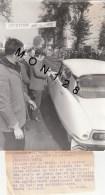 PHOTO DE PRESSE A.D.N.P-AMIENS JOURNEE NATIONALE D´ACTION DES AGRICULTEURS 19/10/1969-DIM 18x12,5 Cms-photo E.LAMY-(DS) - Métiers