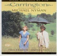 Carrington Michael Nyman - Musique De Films
