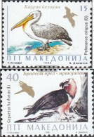 Makedonien 56I-57I (complete.issue.) Unmounted Mint / Never Hinged 1995 Conservation: Birds - Macedonia