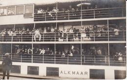 2031 2 Alkmaar, De Salonboot 1913 - Dampfer