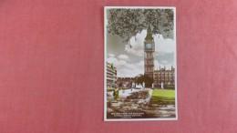 RPPC > England> London >  Big Ben - -ref  2304 - London