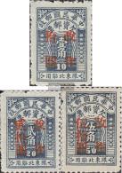 Nordostprovinzen (republic.China) P7-P9 (complete Issue) Unmounted Mint / Never Hinged 1948 Nordostprovinzen - North-Eastern 1946-48