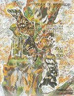 Madagascar Block173 (complete.issue.) Unmounted Mint / Never Hinged 1991 Birds - Madagascar (1960-...)
