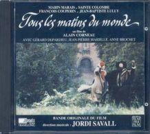 TOUS LES MATINS DU MONDE (FILM DE ALAIN CORNEAU) Jordi Savall - Musique De Films