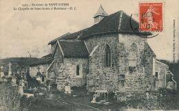 Environs De SAINT DIZIER - La Chapelle De Saint Aubin à MOËSLAINS - Francia