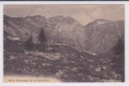 Grandvillard, Chalets De Bonavaux Et Vanil-Noir - FR Fribourg