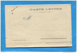 RARE-guerre 14-18 Carte  Lettre FM 1916  Neuve Mod Imp,régionale MARSEILLE- Calendrier 1916 Au Dos - Marcofilia (sobres)