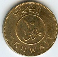 Koweït Kuwait 10 Fils 2003 - 1424 KM 11 - Koweït