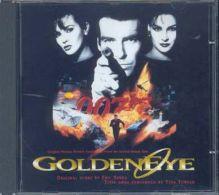 James Bond : Golden Eye Avec Tina Turner Eric Serra - Musique De Films