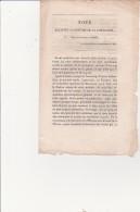 NOTE RELATIVE AU SYSTEME DE LA CONTAGION,PAR LE DOCTEUR LASSIS - Decrees & Laws
